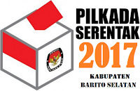 Pilkada Barito Selatan 2017