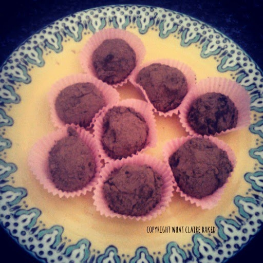 Chocolate, Lime & Ginger Truffles