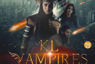 Sinopsis dan Tarikh Tayangan Filem KL Vampires (2019)