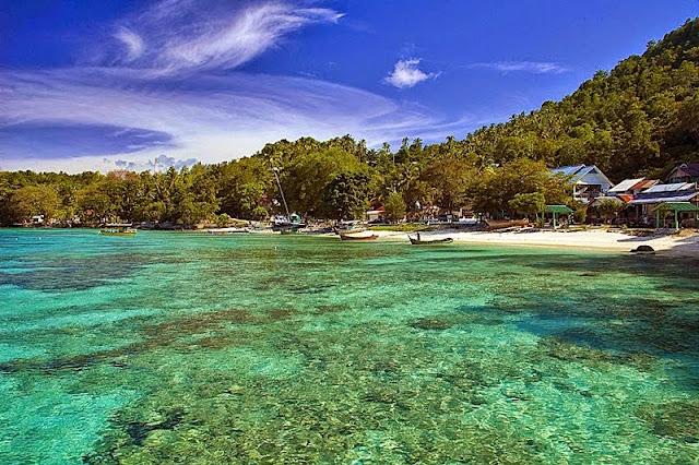 Rubiah in Sabang Island Tourism - Aceh