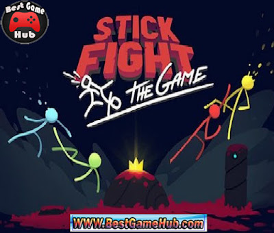 Stick Fight The Game Full Version PC Game Free Download