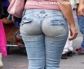 chicas nalgonas jeans