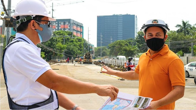 Lawton Road Widening to Cut Travel Time Between BGC, NAIA
