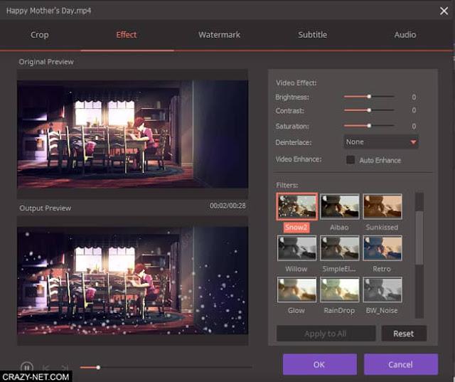 افضل برنامج لـ تحويل صيغ الفيديو بمميزات عديدة و فريدة لان تجدها فى برنامج اخر