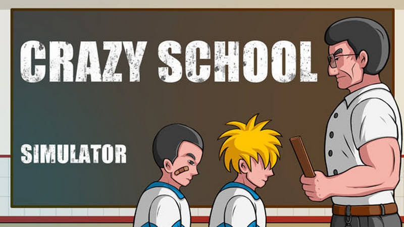 crazy-school-simulator