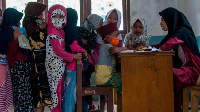 Kematian Anak Akibat COVID-19 di Indonesia Tertinggi di Dunia