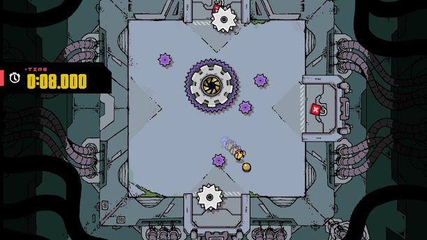 Disc Room gameplay