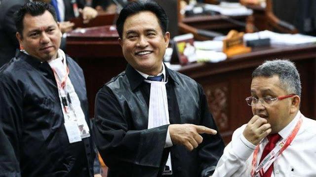 Tim Hukum Jokowi-Ma'ruf Hujani 3 Interupsi di Sidang MK, Ditolak Majelis Hakim
