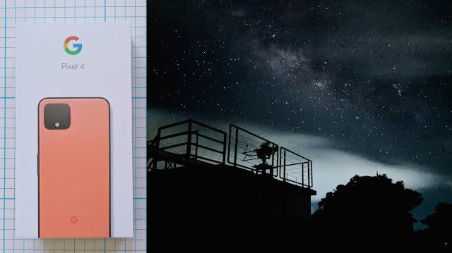 [科技] [手機] 蘭嶼紀行 X Google Pixel 4 天文攝影開箱評測:有了它,我很少帶相機出門了
