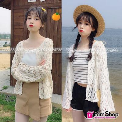 cua hang ban ao luoi di bien tai Trung Van