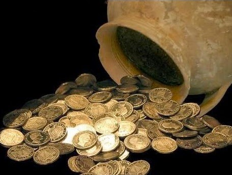 Resultado de imagen para tesoros enterrados