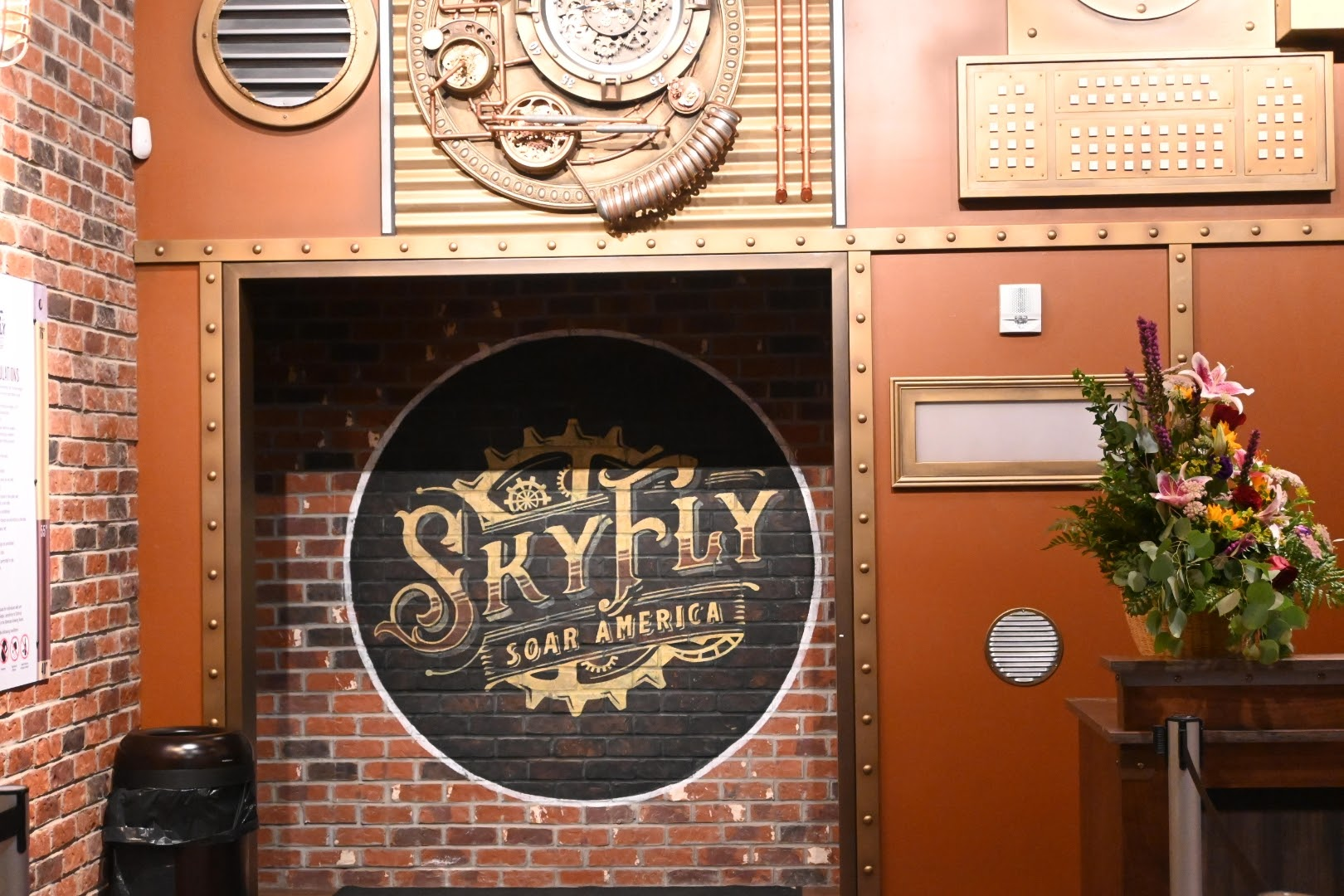 SkyFly: Soar America at The Island in Pigeon Forge, TN