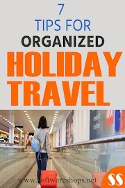 Seven Tips for Organized Holiday Travel