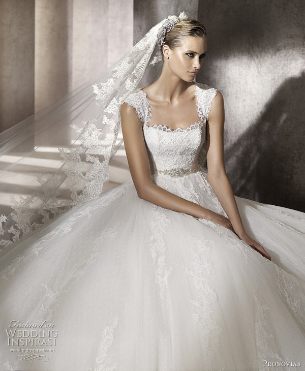 Cheap Wedding Gowns Online Blog: Pronovias Spring wedding ...