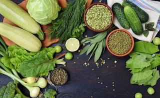 Mengapa Sayuran Berdaun Hijau Dapat Melindungi Kesehatan Hati