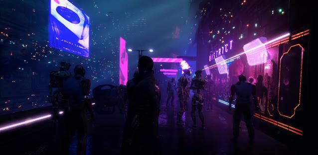 Vigilance 2099 : Cyberpunk sous Unreal Engine 5 !