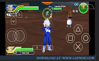 DBZ TTT Super Vs Heroes Final ISO PPSSPP Download for Android