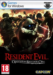 Resident Evil Operation Raccoon City PC [Full -ISO] Español