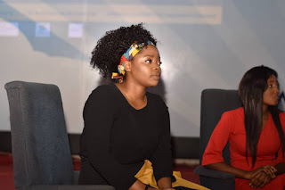 Olayode Juliana at GDYP Conference