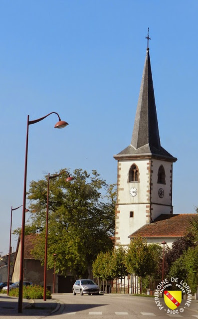 BENAMENIL (54) - Eglise Saint-Jean-Baptiste