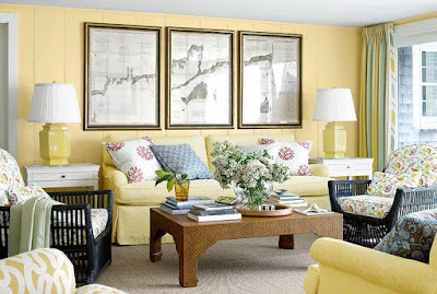 Warna Kuning Yang Membawa Kesan Kehangatan