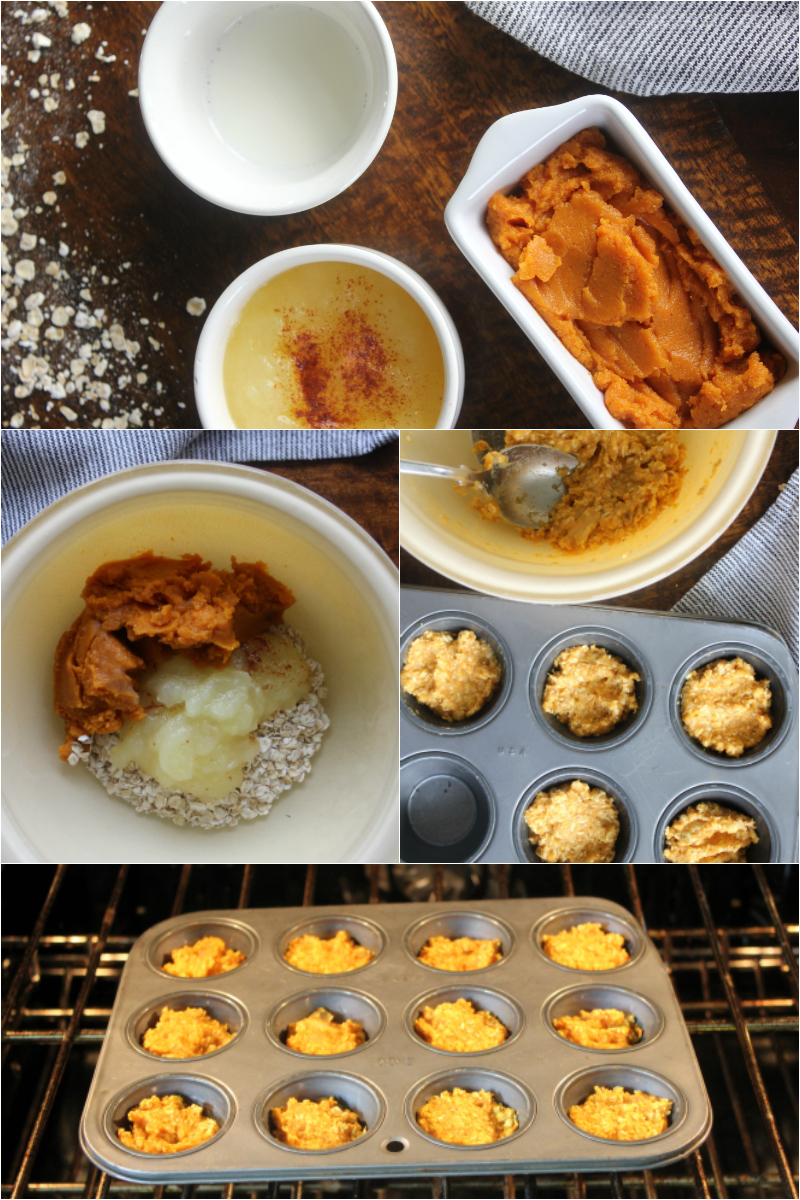 Apple Pumpkin Baby Cookie Recipe