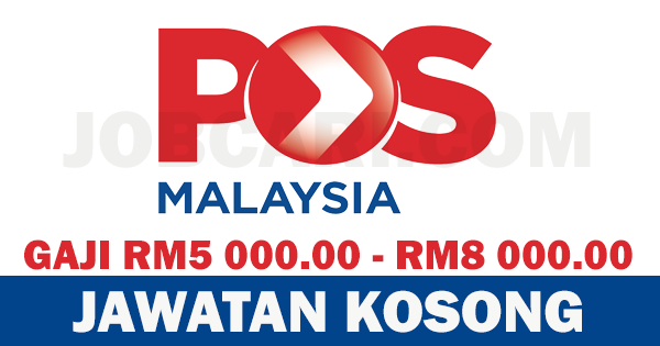 JAWATAN KOSONG POS MALAYSIA KUALA LUMPUR
