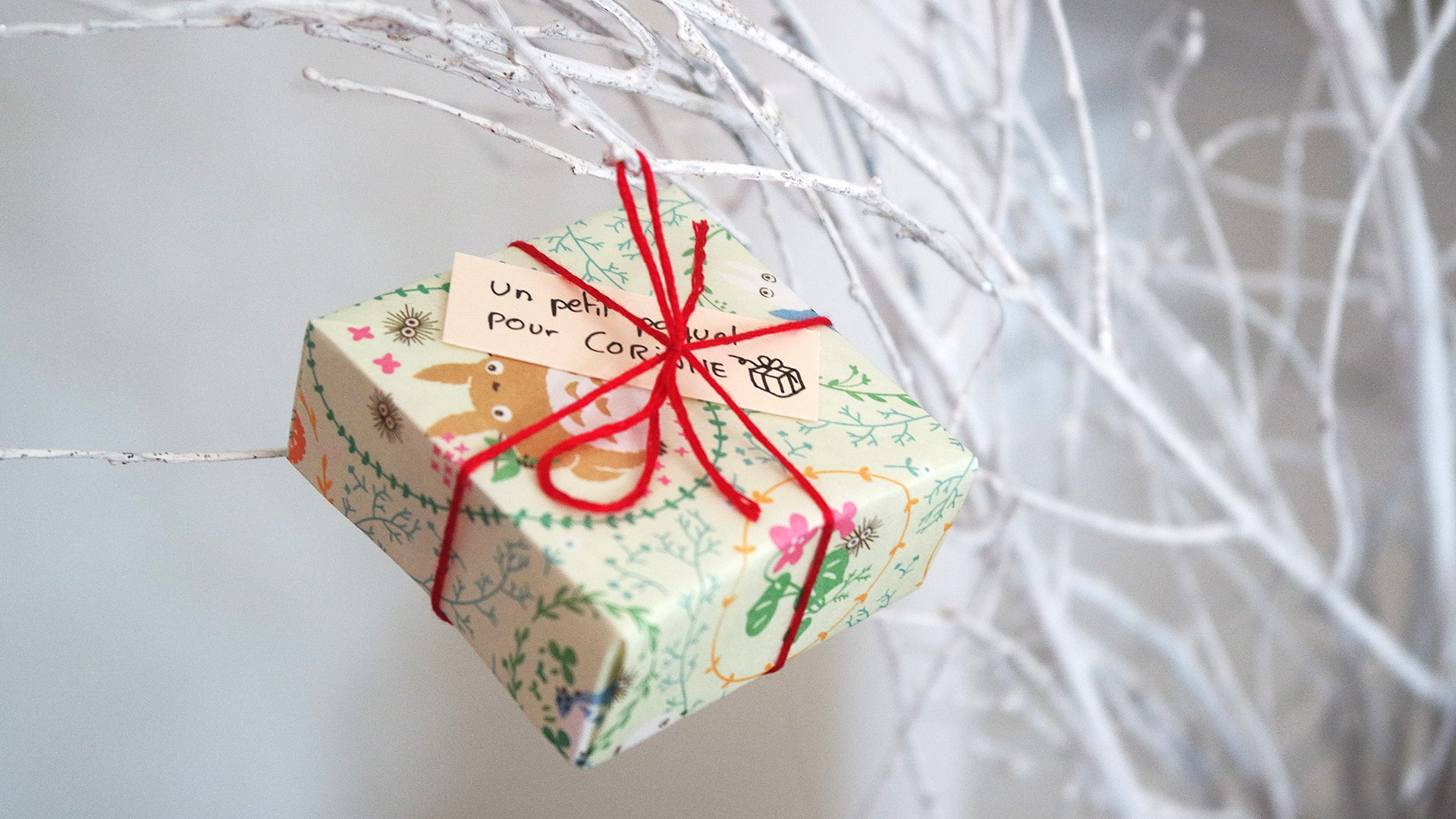 Christmas handmade present