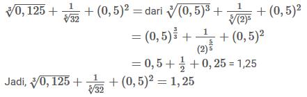 Contoh Soal Dan Pembahasan Persamaan Eksponen