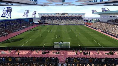 PES 2020 Stadium Rugby Park