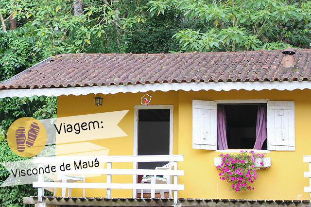 Dicas de viagem Visconde de Mauá