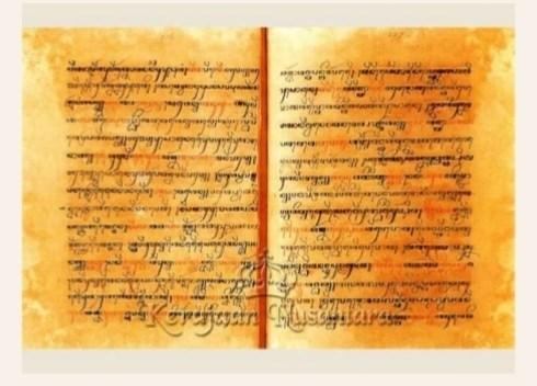 Kitab peninggalan sejarah Bharatayuda