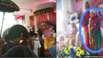 Kabar Berita Terbaru Hari Ini Mempelai Wanita Meninggal, Hari Pernikahan Berubah Jadi Acara Takziah, Tamu Undangan Menangis Haru