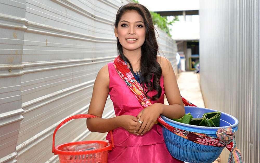 Penjual Getuk Cantik (kapanlagi.com)