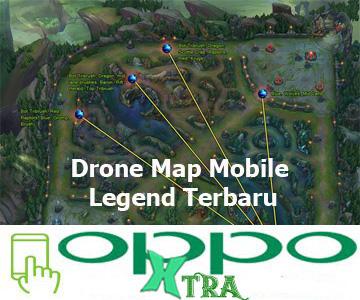 Drone Map Mobile Legend Terbaru