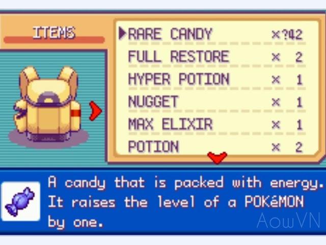 AowVN Pokemon%2B%25285%2529 - [ GBA ] Chơi Pokemon trên Android & PC , I phone , Java , s60 qua giả lập - Cực Hay