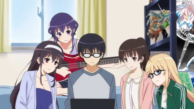 Saenai Heroine no Sodatekata BATCH Subtitle Indonesia