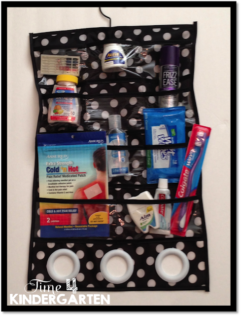 teacher medical organizer