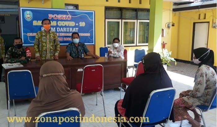 KPM PKH Kelurahan Patokan Kecamatan Situbondo, Terima Bantuan Beras Jenis Medium