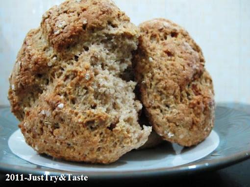 Resep Roti Soda ala Irlandia - Irish Brown Bread