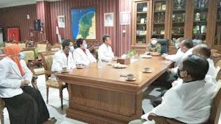 PKS Jepara usulkan Penambahan Ruang isolasi dan alat bantu pernafasan HFNC di RSUD Kartini