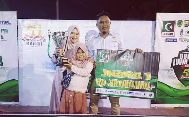 Pernah Menang Futsal Bupati Club, Rijal Muddin Siap Jadi Ketua AFK