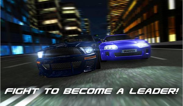dr2 - لعبة سباق السيارات الرائعة للاندرويد Drag Racing Real 3D
