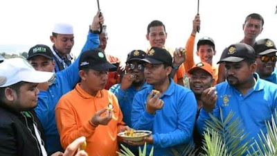 Pernah Sampaikan Dukungan dan Hadir Panen Perdana Kurma di Ranah Sungkai 2019 Lalu, Zulia Dharma Mengaku Tak Ada Keterkaitan