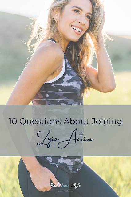 join zyia active, 10 questions about joining zyia, zyia rep, zyia opportunity, zyia influencer