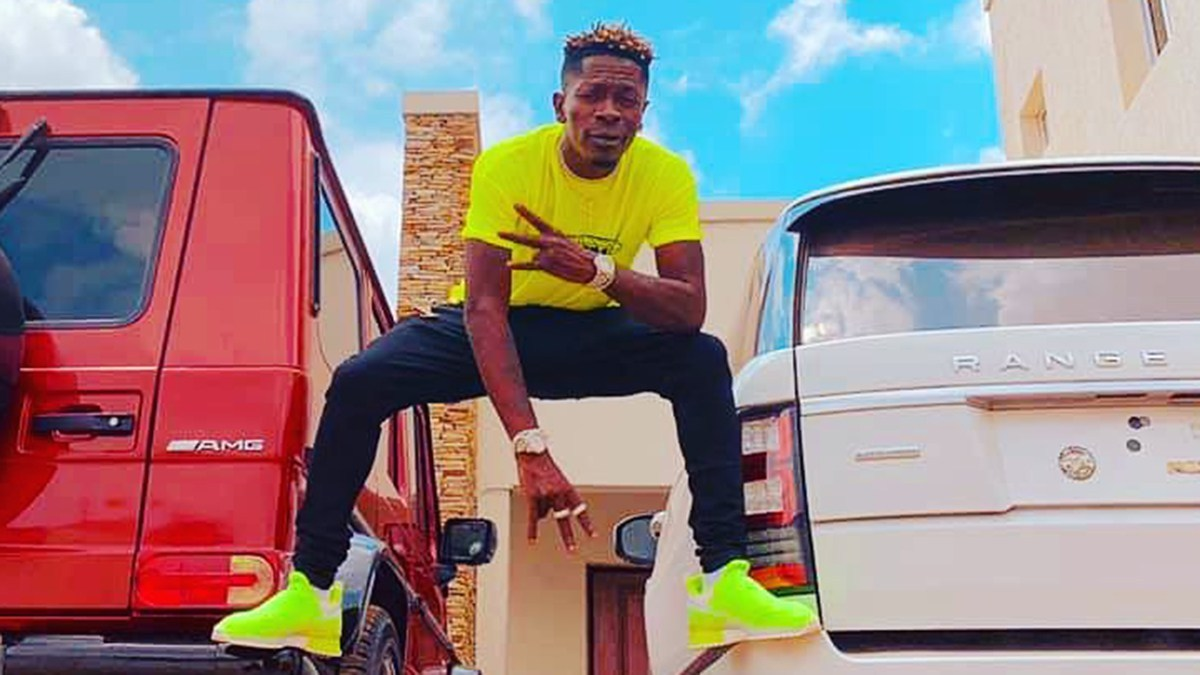 Already Challenge' is Here: Shatta Wale floods Instagram | Pelyaz ...