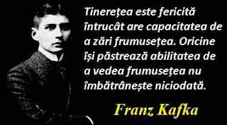 Maxima zilei: 3 iulie - Franz Kafka