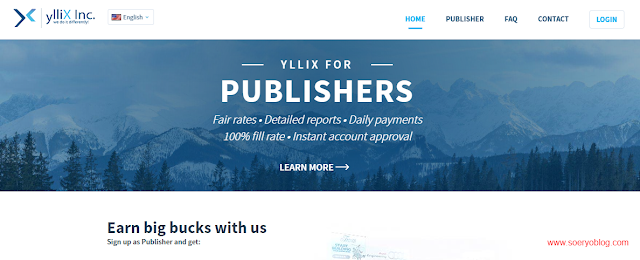 Yllix Ad Network