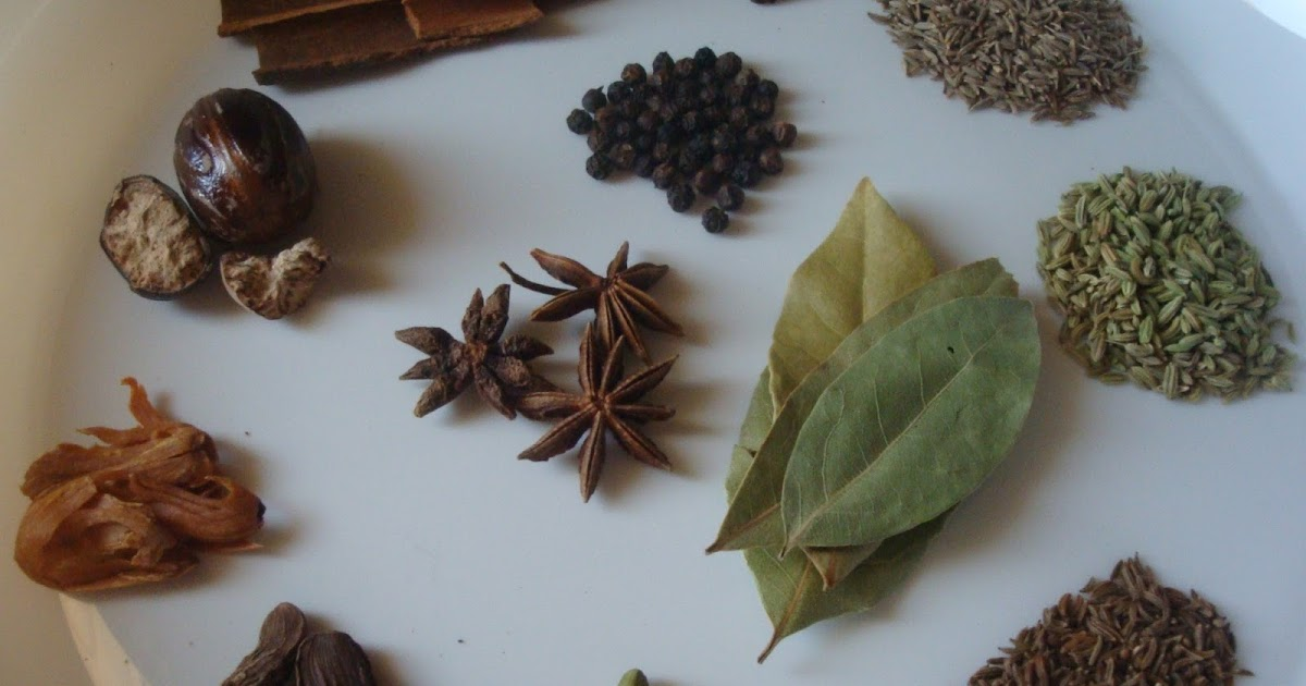 Biryani Masala Ingredients Recipe In English Apna Food