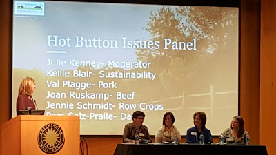 Millennials Influence on Food Trends - CommonGround panel